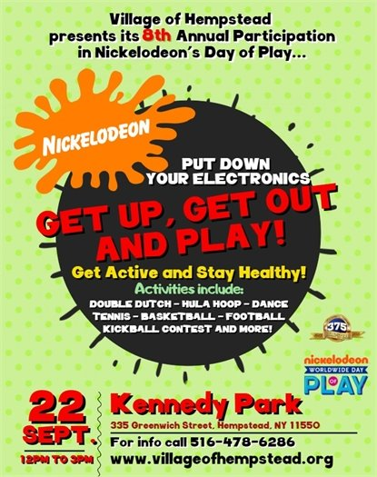 Nickelodeon's Day of Play