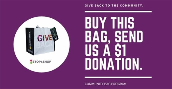 Stop and Shop Give Back Program benefiting HCC